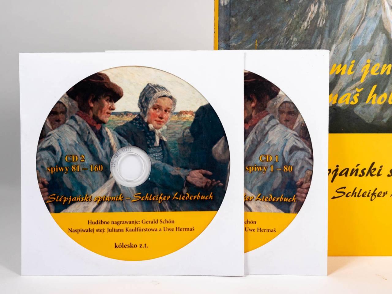 Schleifer Liederbuch - Daj mi jeno jajko, how maš hobej dwě