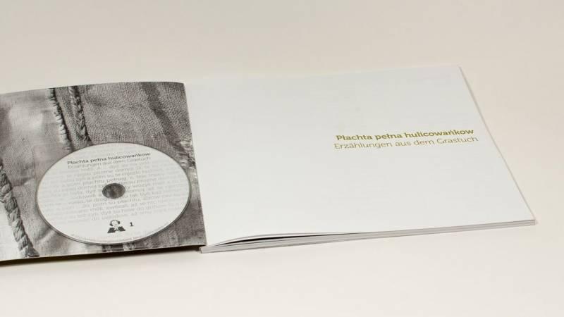Erzählungen aus dem Grastuch. Schleifer Sorbisch in Wort und Schrift