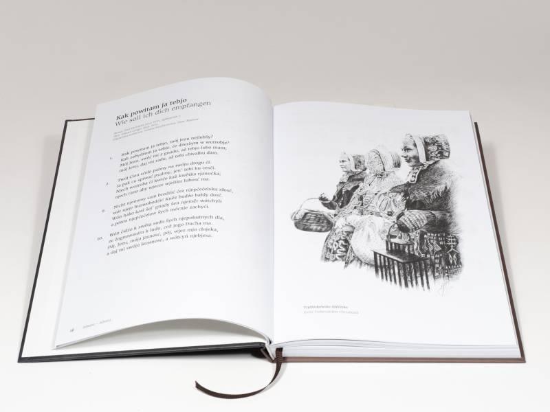 Schleifer Gesangbuch - Něnter comy Boga chwalić