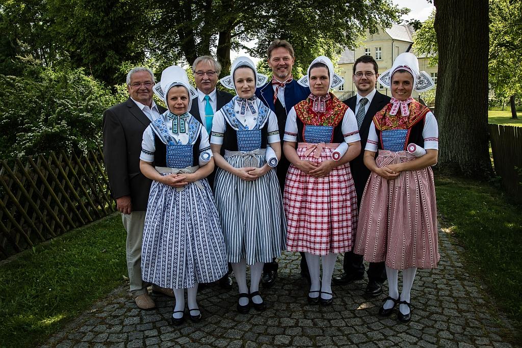 70. Kirchentag in Schleife