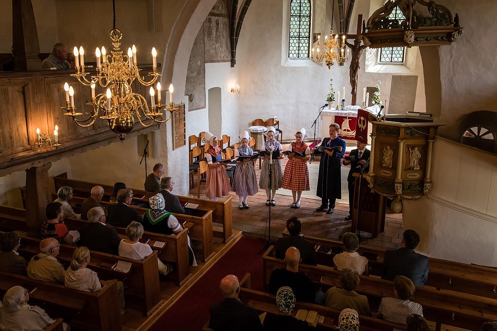 70. Kirchentag in Schleife am 29. Mai 2016